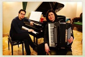 Livio Minafra & Eugenia Cherkàzova_1 - Ph. Di Vittorio